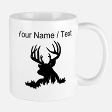 Custom 12 Point Buck Mugs