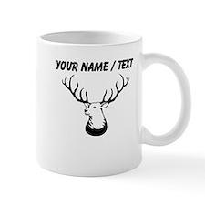 Custom Buck Hunting Trophy Mugs