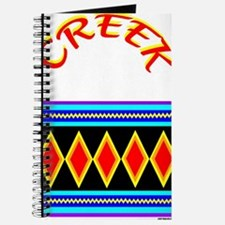 CREEK INDIAN TRIBE Journal
