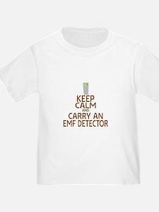 Keep Calm Carry EMF T