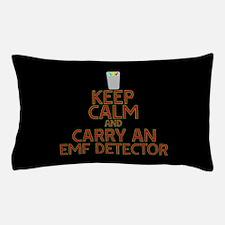 Keep Calm Carry EMF Pillow Case