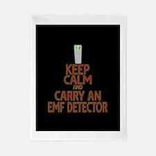 Keep Calm Carry EMF Twin Duvet