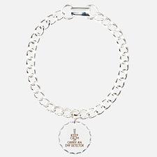Keep Calm Carry EMF Bracelet