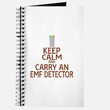 Keep Calm Carry EMF Journal