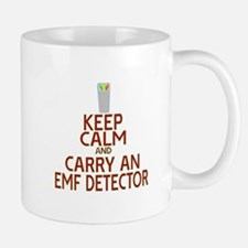 Keep Calm Carry EMF Mug