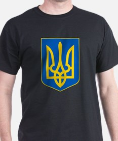 Ukrainian Coat of Arms T-Shirt