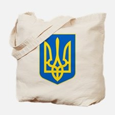 Ukrainian Coat of Arms Tote Bag
