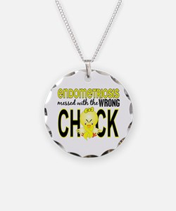 Messed With Wrong Chick Endo Necklace