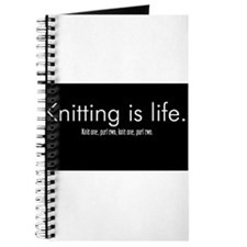 Knitting is Life Journal