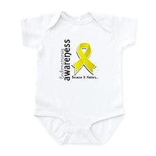 Awareness 5 Endometriosis Infant Bodysuit