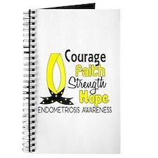 Courage Faith 1 Endometriosis Journal