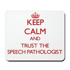 Keep Calm and Trust the Speech Pathologist Mousepa