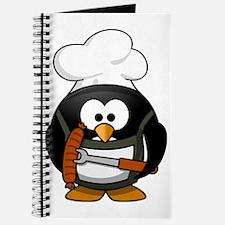 Penguin-Cartoon 017 Journal
