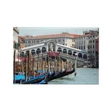 Venice 005 Rectangle Magnet