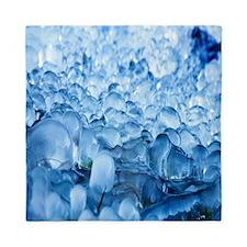 Glacier Blue Ice Queen Duvet