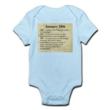 January 28th Body Suit