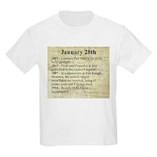 January 28th T-Shirt