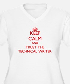 Keep Calm and Trust the Technical Writer Plus Size