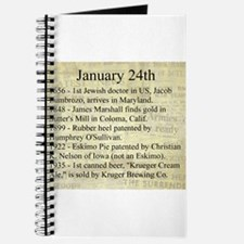 January 24th Journal