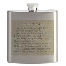 January 24th Flask