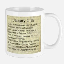 January 24th Mugs
