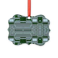Circuit Board Ornament