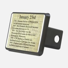 January 23rd Hitch Cover
