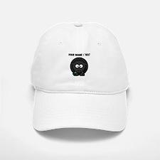 Custom Cartoon Black Sheep Baseball Baseball Baseball Cap