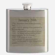 January 20th Flask