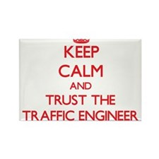Keep Calm and Trust the Traffic Engineer Magnets