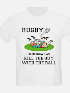 Rugby Kills T-Shirt
