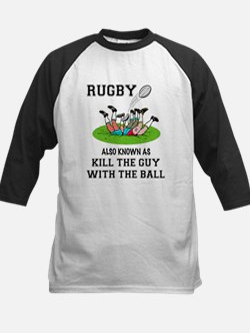Rugby Kills Tee