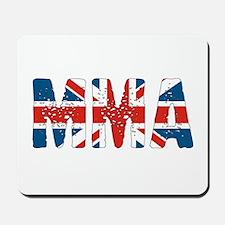 MMA UK Mousepad