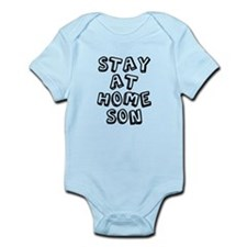 Stay At Home Son Body Suit