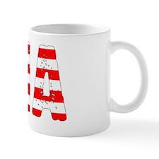 MMA USA Flag Mug