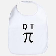 QT Pi Cutie Pie Bib