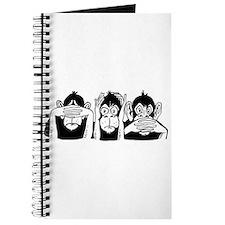 Chimp Feet Journal
