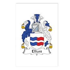 Elliott Postcards (Package of 8)