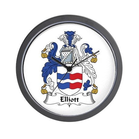Elliott Wall Clock