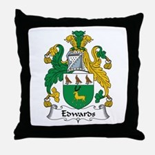 Edwards Throw Pillow