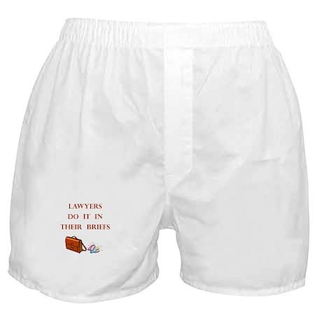 Lawyers Gift Boxer Shorts