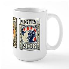 PUGFEST 2006-2008 Mugs