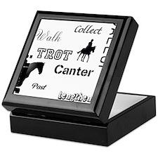 Horse Design #52000 Keepsake Box