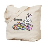 Easter Canvas Totes