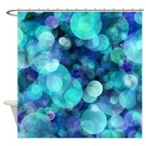 Bubble Shower Curtains