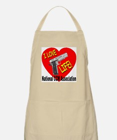 National CCW Association BBQ Apron