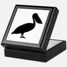 Pelican bird Keepsake Box