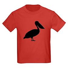 Pelican bird T