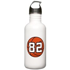 Basketball Player Numb Water Bottle