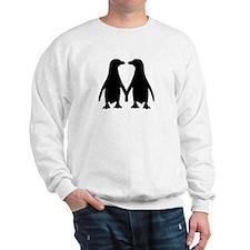 Penguin couple love Jumper